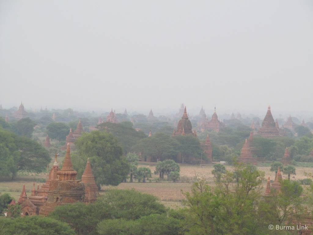 Swesandaw pagoda, Bagan