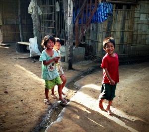 Children in Mae La