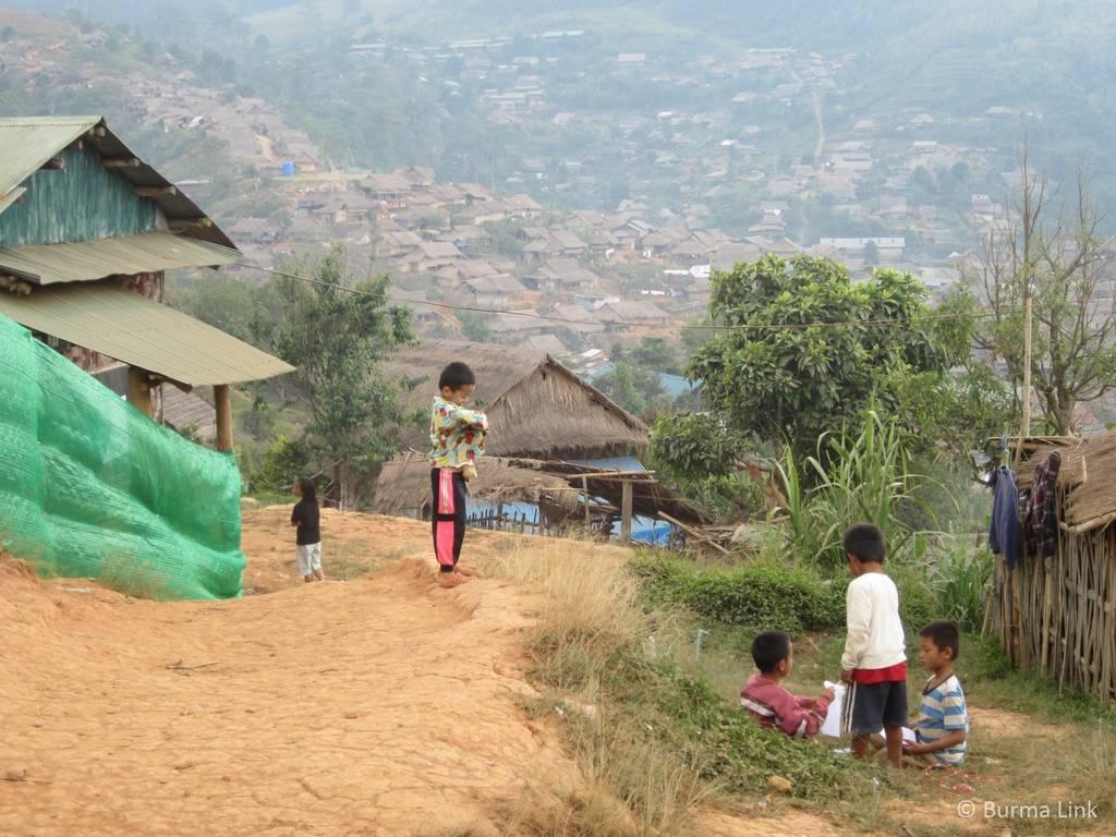 Umpiem refugee camp
