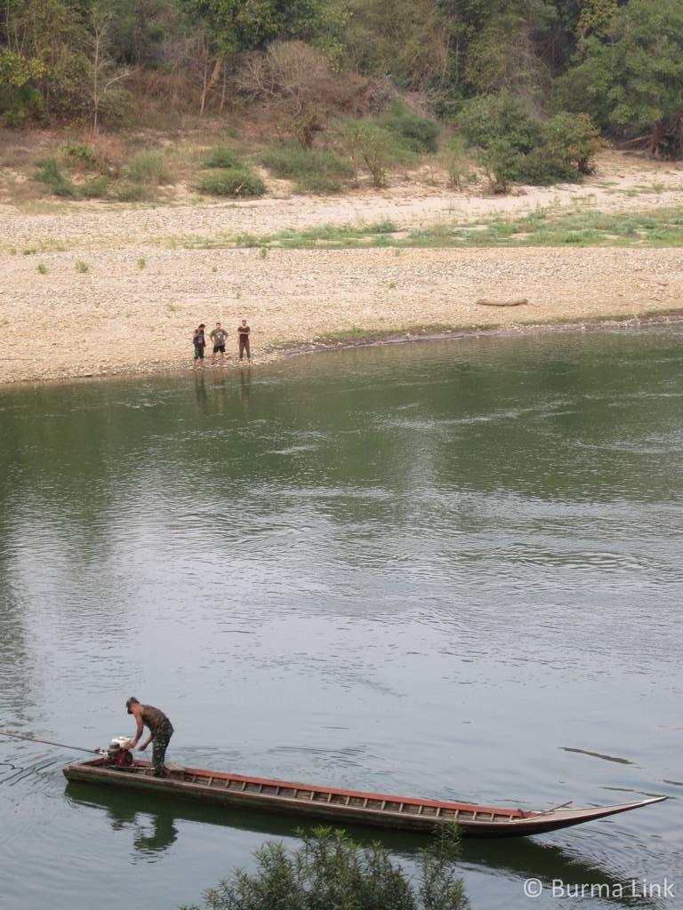 Moei river