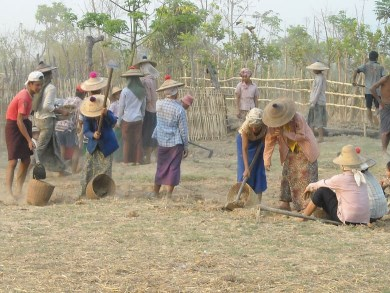 Forced labour remains common