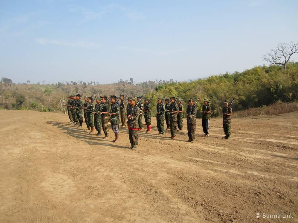 Karen National Liberation Army (KNLA)