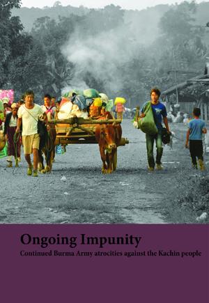 Ongoing Impunity