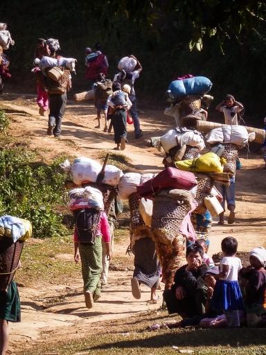 Kachin IDPs