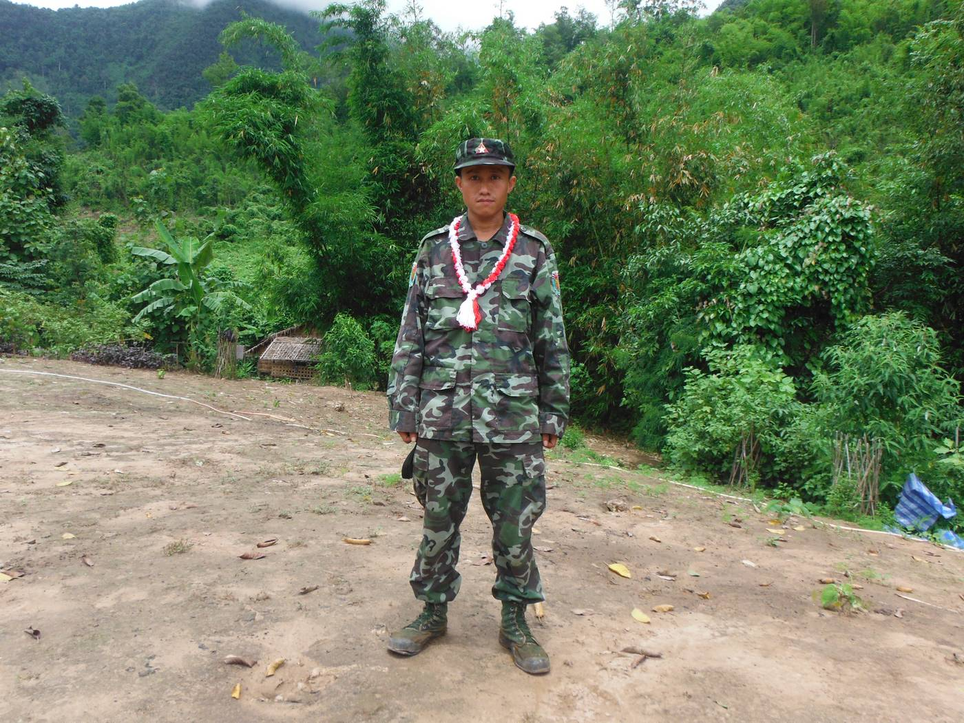 my aim in life army officer