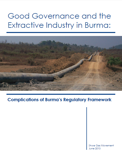 Pipeline Nightmare_Shwe Gas fuels civil war and human rights abuses in Ta'ang community in northern Burma