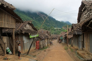 Refugee from Burma
