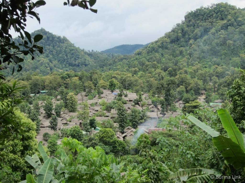 View of Mae La