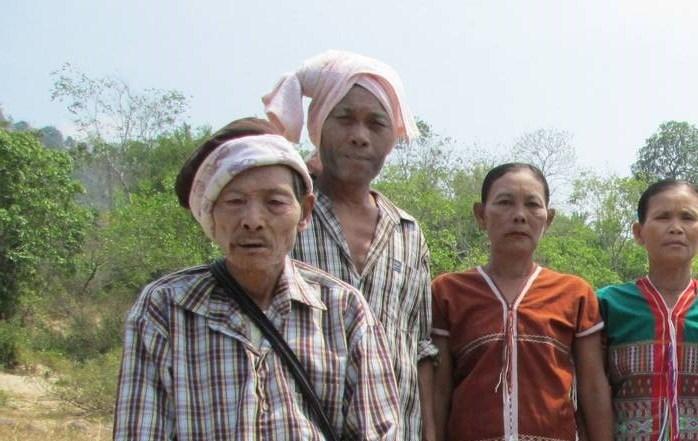 Karen-villagers