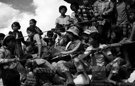 The Plight of Internally Displaced Kachin War Victims