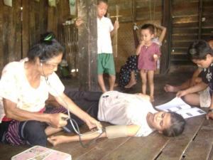 Providing care