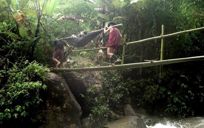 Burma's jungle medics