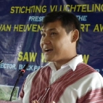 Story of a Jungle Medic and Ethnic Health Director: Saw Win Kyaw