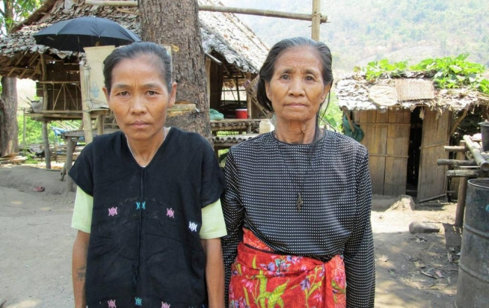 'We Weren't Afraid of Snakes or Tigers, just Burmese Soldiers'