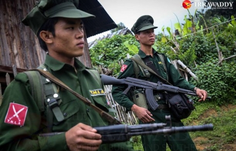 Two Civilians Killed in Renewed Clashes in Northern Shan State: TNLA
