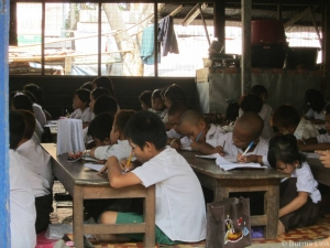 Myawaddi school