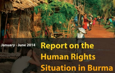 New Report by ND-Burma Documents Ongoing Human Rights Abuses in Burma