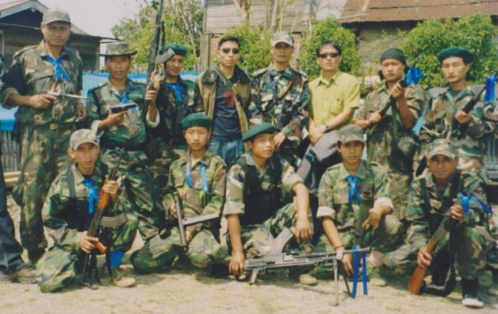 'I Am One of the Top People on Their Lists to Be Killed': Naga Leader Part 1