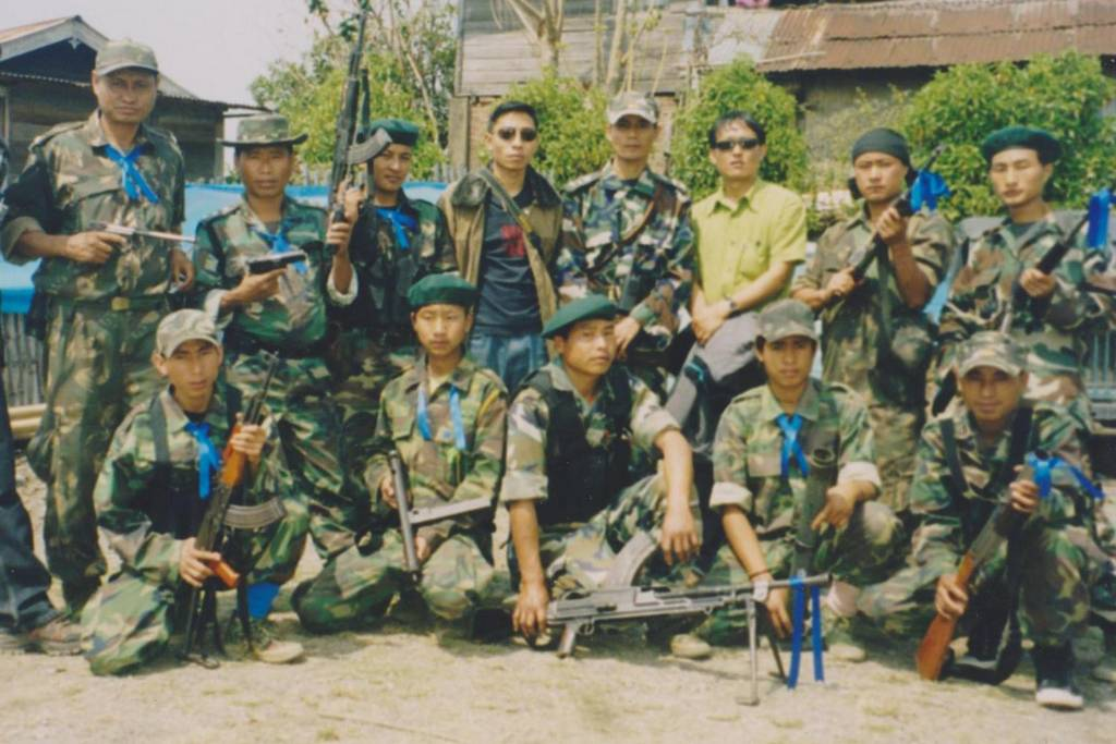 Naga Army