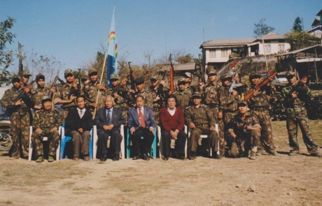 'One Day the World Will Recognise Our Sovereignty': Naga Leader Part 2