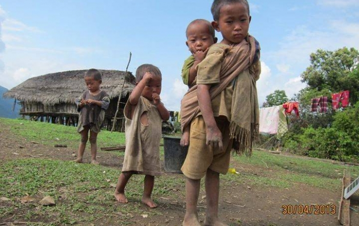 Developing the Forgotten Land – Eastern Nagaland in Northwest Burma