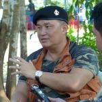 Karen Major General Nerdah Bo Mya: 'The Government Is Playing the Game'