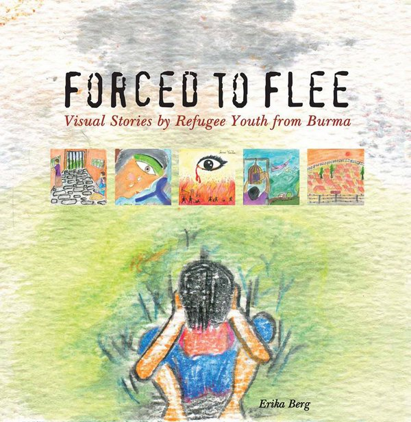 forced to flee book cover