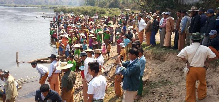 Save Shan rivers