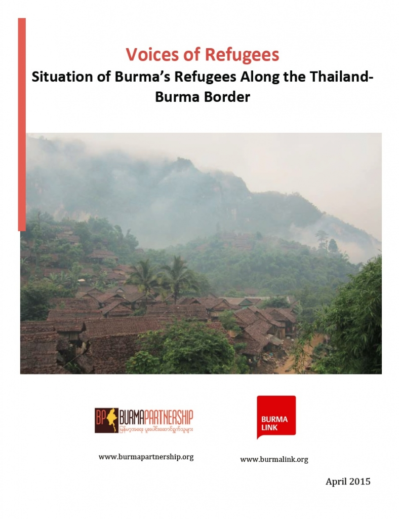 Briefing Paper_Voices of Refugees