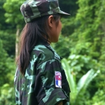 'We Have Always Been Running': Why a Young Karen Woman Chose to Become a Soldier