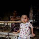 'Our Village Was Burnt': Karen Refugee Naw Woo