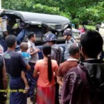 Three Arakanese Convicted for Maintaining Links with Arakan Army