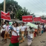 Lashio Protesters Call for End to Killings