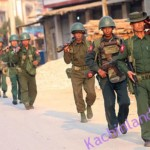 Battles Intensify As Burmese Army Continued its Attempts to Seize KIA's Frontline Posts