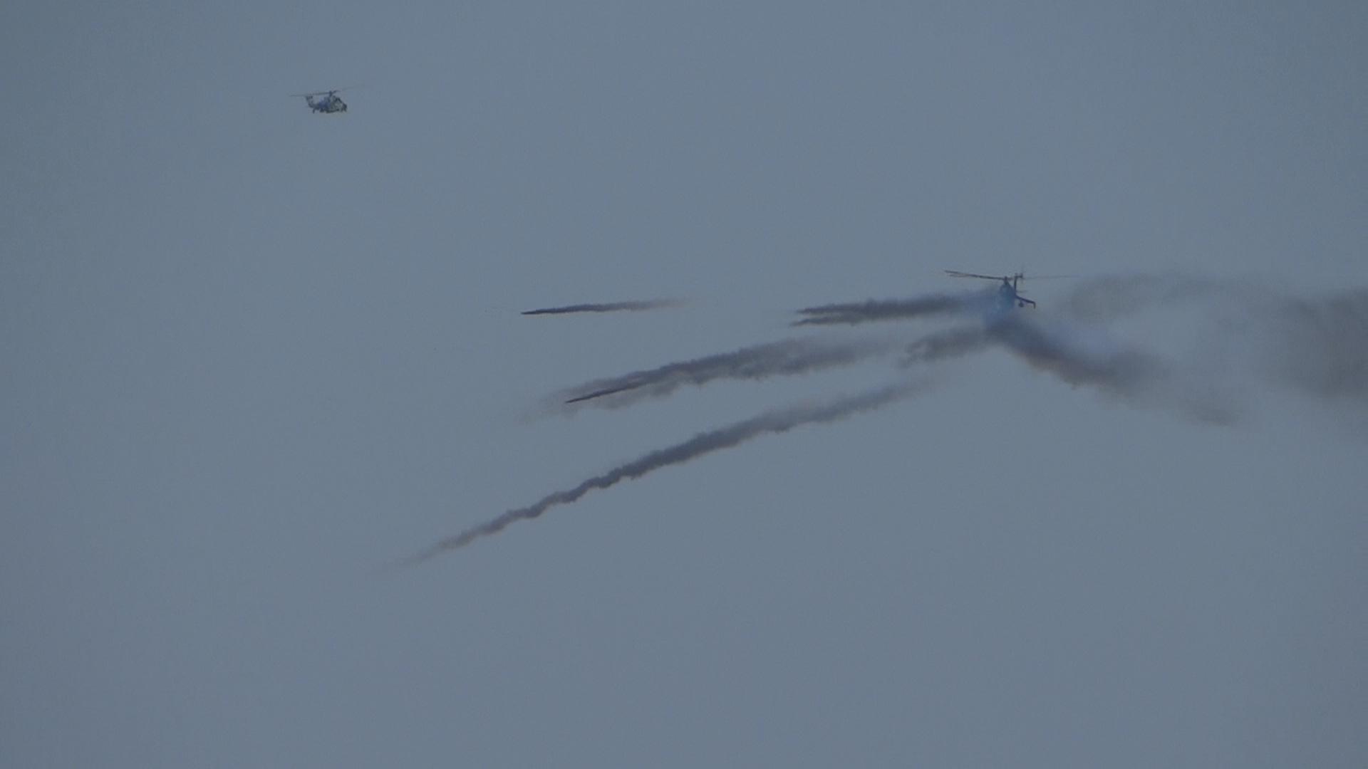 Myanmar Air Force Strikes KIA's Kungsa Post, Artillery Units Fire Multiple  Motors