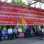Protests Held Against Burma Army Kachin State Offensives