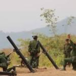 Burmese Army Reportedly Shells Civilian Homes