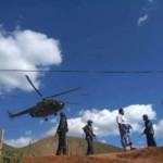 Five Burmese Army Shells Land Chinese Side of the Border, Battles Continue Unabated