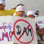 Photo Gallery of International Day of Action for Rivers in Ei Thu Hta, Karen State