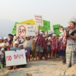 'Our [Karen] Leaders … Stand by Our Side Bravely Against This Dam Project': Naw They Nay, KWO Chairwoman for Ei Thu Hta