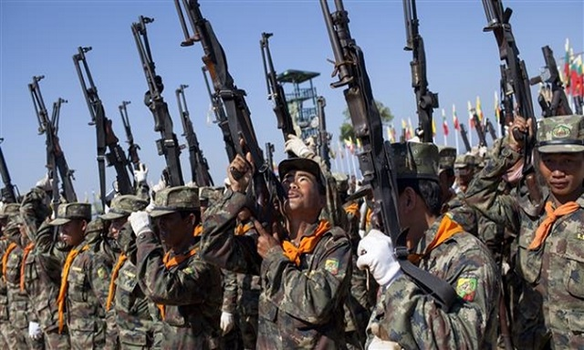 Burmese Army Attacks RCSS Ahead of Peace Talks