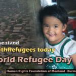 HURFOM: World Refugee Day Statement
