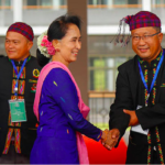 State Counselor, KBC Discuss Kachin IDP Issues