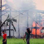 As Maungdaw Burns, Official Narrative Goes Up In Smoke