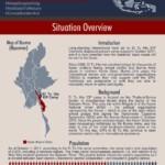 Burma Link Infographic Briefer: Karen IDPs in Ei Tu Hta Need Support