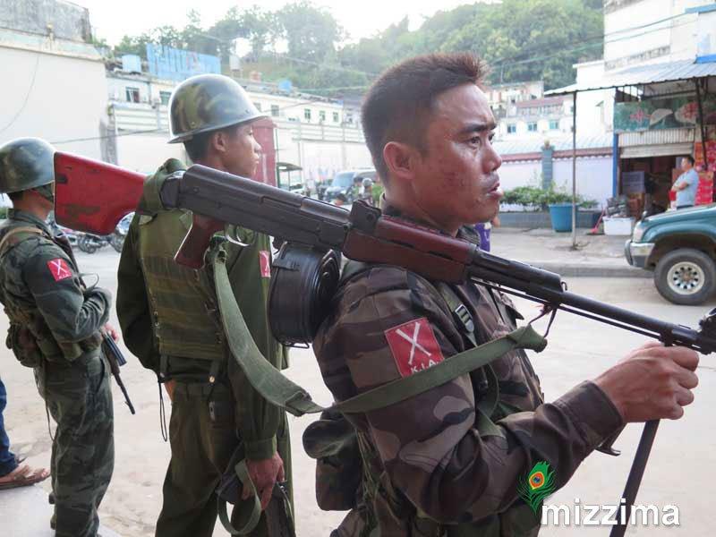 Fresh Fighting Likely as Many Myanmar Military Columns Are in KIA  Territory, Says KIA - Burma Link