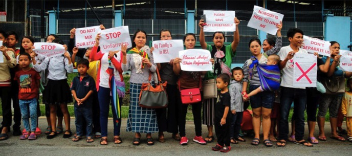 Chin Refugee Committee Urges UNHCR to Shelve Repatriation Plan